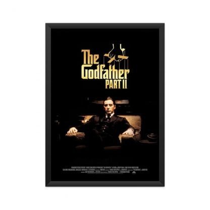 framed The Godfather - Part II