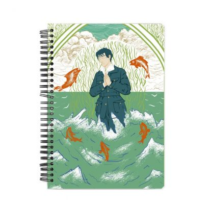 Harry Styles Adore You cover notebook