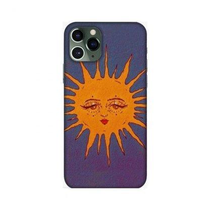 Sun Child Mobile Cover