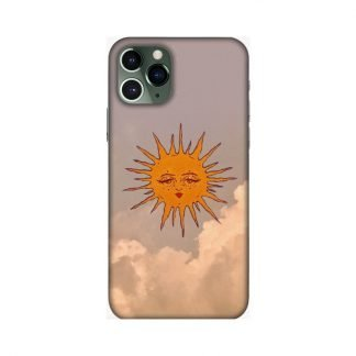 warm hues mobile cover