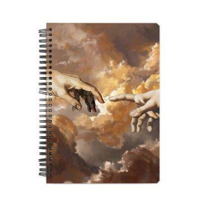 Creation of Adam notebook