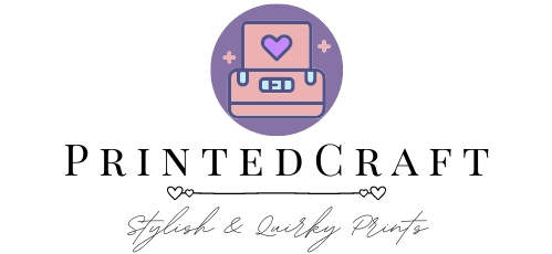 PrintedCraft – Crafted with love. Shop Stylish and Quirky Prints.